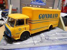 SOMUA ji19 Ji 19 GONDRAND Jaune Yellow Truck camion camion IXO ALTAYA 1:43