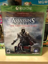 Assassin's Creed: The Ezio Collection (Microsoft Xbox One 2016) Brand New Sealed