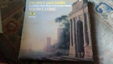 "Maurice Andre,"" Handel & Haydn :Trumpet Concertos"" vinyl LP-2538 319"