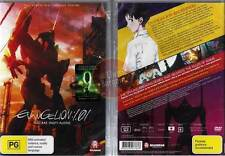 Evangelion 1.01 (you are not alone) * NEW DVD * anime