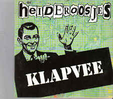 De Heideroosjes-Klapvee cd single