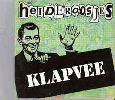 De Heideroosjes-Klapvee cd single