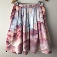 Polyester Full Formal Skirts for Women
