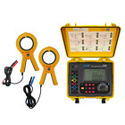 Double Clamp Multi-function Earth Resistance Tester with Earth Resistance 2000Ω