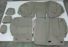 NEW Coverking Custom Seat Covers Rhinohide Sand Front & Rear Fits 11-13 KIA Soul
