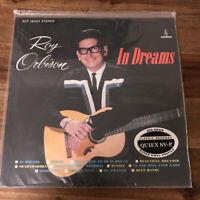Roy Orbison In Dreams SLP 18003 200 Gram Classic Records QUIEX SV-P Sealed LP