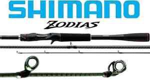 Shimano Zodias 7' Medium Heavy Power Fast Action Casting Rod ZDC70MHA