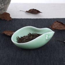 Celadon Cha He * Tea Presentation Vessel
