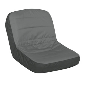 Deluxe Large Lawn Tractor Seat Cover Universal Polyester with Water-Resistant