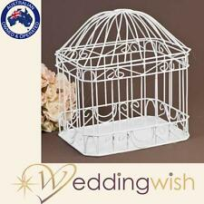 Wire Dome Shaped Wedding Card Keeper Wishing Well, Wire Centrepiece