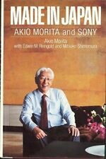 Made in Japan Akio Morita and SONY