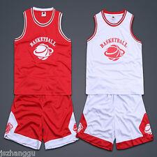 New Summer Children Breathable Basketball Clothes Uniform Team Sports Vest