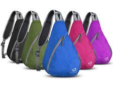 Fashion Travel Chest Bag Shoulder Cross Body Bag Sling Backpack Outdoor Travel
