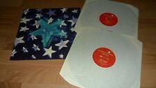 """CHILDLINER DJ'S - THE GIFT OF CHRISTMAS  (RARE VINYL 2 X 12"""" SINGLE PROMO PACK)"""