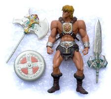 Masters of the Universe 200x Figurine He-Man complete Motu Mattel