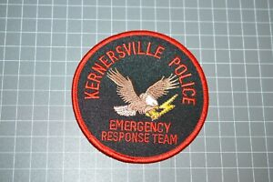 Kernersville North Carolina Police Emergency Response Team Patch (B17-9)