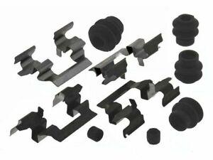 Rear Carlson Brake Hardware Kit fits Nissan Murano 2003-2007, 2009-2018 76VXSQ