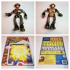 Vintage Fugitoid 1990 TMNT Teenage Mutant Ninja Turtle Kenner w/ Cardback