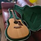 Cole Clark Fat Lady 2 Acoustic Electric Guitar FL2AC 2007 W/Hard Case for sale