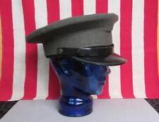Vintage Década 1960 Us Marines Lana Uniforme Sombrero Visera Tapa 7 1 8 a616a211618