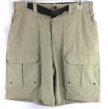 Croft & Barrow Men's Shorts Lightweight Stretch Wicking NEW Size: 32