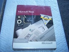 Microsoft Word 4.0 for Macintosh 512KE, Plus, SE or II Part 07143