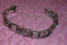 101 E & M Sterling Denmark Bracelet with chain