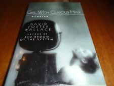 Girl with Curious Hair : Stories by David Foster Wallace (1989, HC 1st/1st)