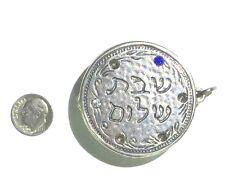 Star of David Jewish Candleholders / Candlesticks Israel Judaica for Shabbat J9