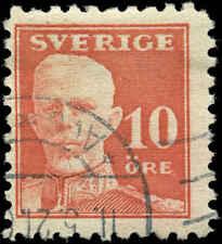 Sweden Scott #142 Used