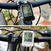 Hot Sale Wired/Wireless LCD Mountain Bike Computer Bicycle Speedometer Odometer