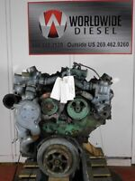 Detroit 8V92 Diesel Engine.Good For Rebuild Only