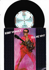"7"" Bobby Womack & Patti Labelle - Tell Me Why ---------"