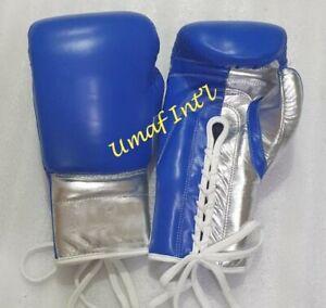 New Customized WINN1NG & Gr@nt Boxing Gloves