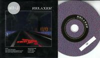 alt-j Relaxer 2017 UK 8-trk promo test CD