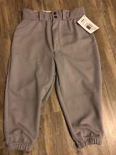 NWT DeMarini Mens Veteran Pants, SIZE Small, Gray
