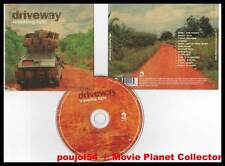 "DRIVEWAY ""Traveling Light"" (CD) 2008"