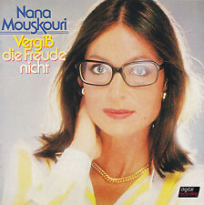NANA MOUSKOURI - CD - VERGISS DIE FREUDE NICHT
