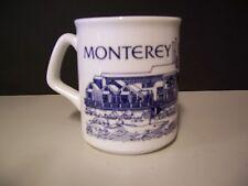 1985 Monterey Bay Aquarium Architectural Coffee Mug