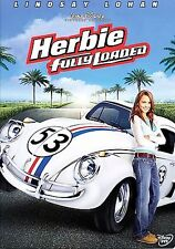 Herbie: Fully Loaded (DVD, 2005) DVD only