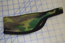 ear band military woodland camo fleece warm winter cold weather style #1