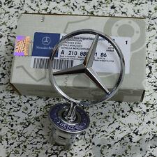 MB-LBL For MERCEDES BENZ STAR HOOD ORNAMENT 2108800186 S65 E C220 280 230 63 43