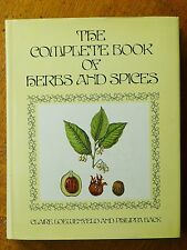 The Complete Book of Herbs and Spices by Claire Loewenfeld & Philippa Back, 1976