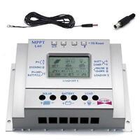 Solarladeregler Laderegler 60A 12V/24V AUTO Regulator Charge Controller solar KS