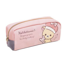 San-X Korilakkuma Strawberry Pencil Case PY55901.6269
