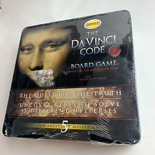 The Da Vinci Code Board Game The Quest For The Truth Brand New Christmas Gift
