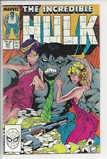 Hulk 347 -  (9.6) NM - (White Pages) Super HG 1st Mr. Fixit - 1st Marlo Chandler