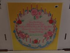 A Most Unusual Day Avon Birthday Record OP 1503 33rpm 110416DBE