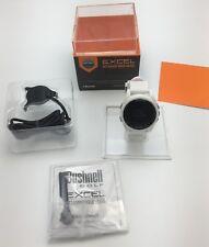 Bushnell 368751 Excel Golf GPS Rangefinder Bluetooth Rechargeable Watch, White