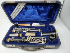 Buffet Crampon clarinet with case